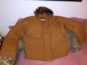 """Eddie Bauer NEW!! """"Weatheredge"""" Down Filled Men's Parka for Sale in Lincoln Acres, CA"""