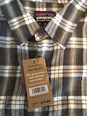 New Medium Patagonia shirt for Sale in La Habra, CA