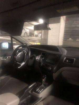 2015 Honda Civic ex-l for Sale in Austin, TX