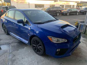 2015 Subaru WRX Premium for Sale in Pompano Beach, FL