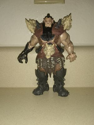 WARCRAFT COLLECTIBLE FROM JAKKS TOY COMPANY for Sale in Tacoma, WA