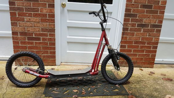 Dirt dawg diggler scooter for Sale in Winston-Salem, NC - OfferUp