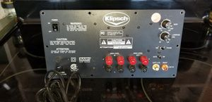 Klipsch Bash 350 watt amp for Sale in Lillington, NC