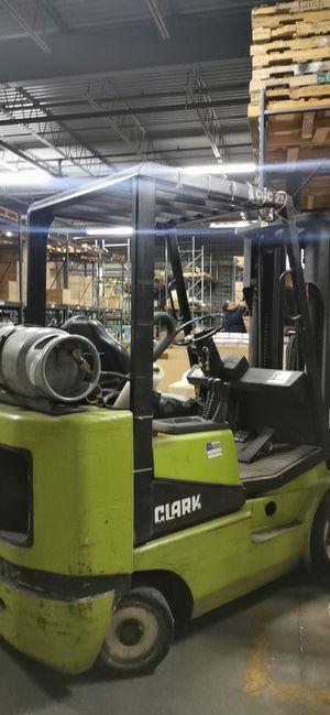 Clark forklift for Sale in East Brunswick, NJ