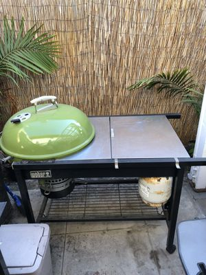 Weber bbq grill/smoker for Sale in Villa Park, CA