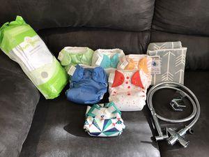 Bum Genius cloth diaper lot for Sale in Snohomish, WA