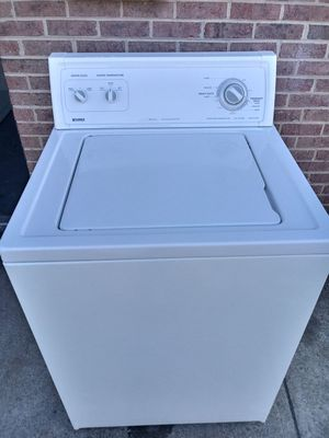 KENMORE SUPER CAPACITY WASHER for Sale in Raleigh, NC