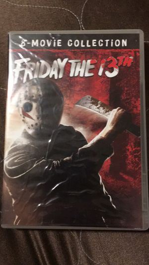 Friday the 13 movie collection for Sale in Berwyn, IL