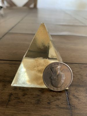 Egyptian Sand Pyramid for Sale in Ardmore, OK