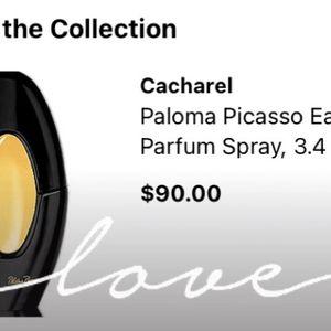 PALOMA PICASSO PERFUME 4.7 Oz for Sale in Covington, LA