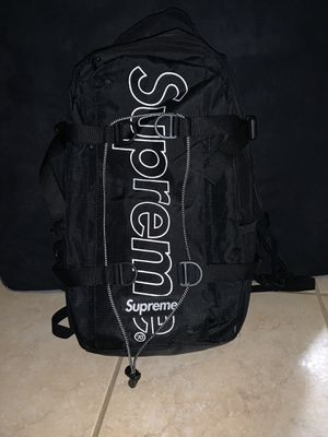 Supreme backpack for Sale in Seattle, WA