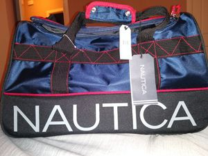 Nautica Set Sail Men's duffle bag. Perfect Father's day gift selling at 50% off retail. for Sale in Houston, TX