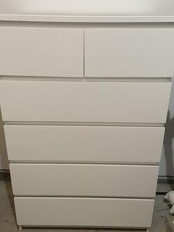IKEA White Dresser for Sale in Beaverton,  OR