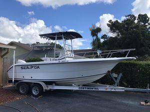 Seafox 210 2001 for Sale in Pembroke Pines, FL