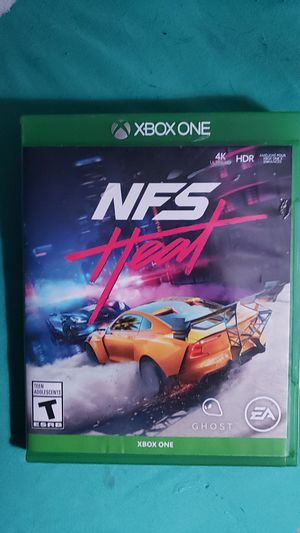 Need for speed heat for X-BOX 1 for Sale in Rolla, MO