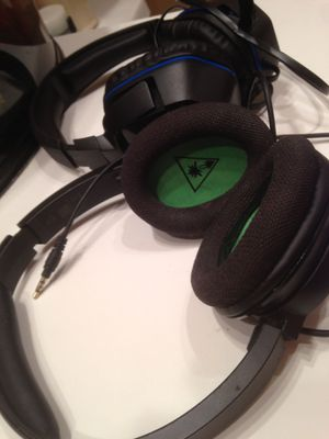 Turtle beach/gaming headphones for Sale in Mooresville, NC