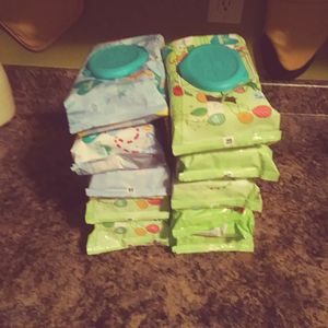 Pampers Wipes for Sale in Nashville, TN