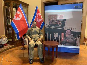 BBK TOYS SUPREME LEADER KIM JONG IL 1/6th Scale Figure Collectible for Sale in Fresno, CA