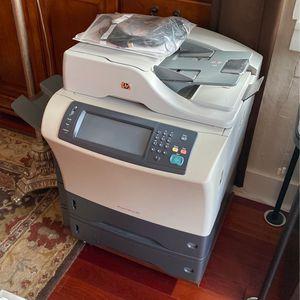 Office Grade Printer HP LaserJet m4345 MFP for Sale in Enumclaw, WA