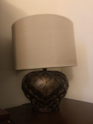Set of 2 - short lamps for Sale in La Mesa, CA