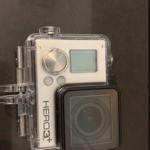 GoPro Hero 3+ for Sale in Dallas, TX