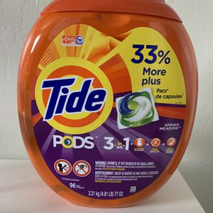 Tide Pods 96 Ct for Sale in Daly City, CA