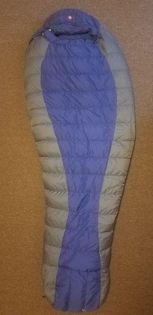Marmot Pinnacle Gore Dryloft 15°F Men's Sleeping Bag, Regular length for Sale in Seattle, WA