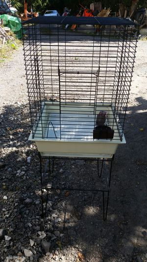 BIRD CAGE AND STAND for Sale in Mount Pleasant, PA