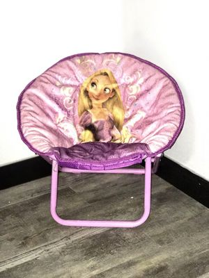 Rapunzel mini saucer chair for Sale in Sterling Heights, MI