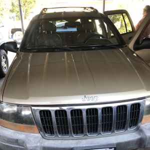 2000 Jeep Grand Cherokee for Sale in Reedley, CA