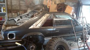 1986 Ford Mustang GT 5.0/auto part out for Sale in Beachwood, NJ
