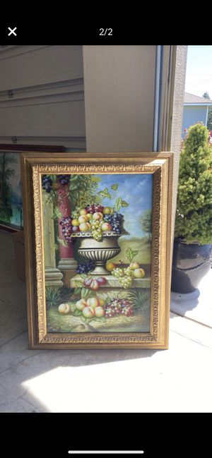 Oil painting for Sale in Pasco, WA