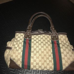 vintage gucci bag!! for Sale in McKinney, TX