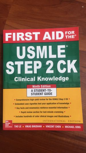 First Aid - Step 2 Ck for Sale in Chicago, IL