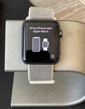 Apple Watch - Series 3 - 42mm - Space Grey for Sale in Denver, CO