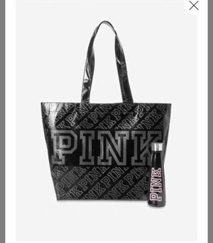 NWT Victoria Secret Swell Water Bottle & Tote Bag $20 for Sale in Lewisberry, PA