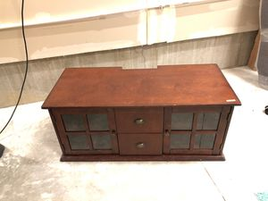 Entertainment Stand; wood for Sale in Tumwater, WA