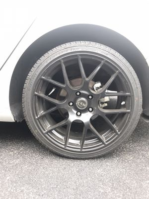 18 inch rims for Sale in Norwich, CT