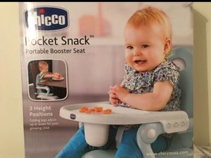 Baby feeding booster seat new never used for Sale in Arlington, VA