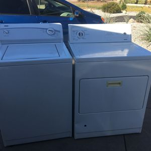 Kenmore Washer & Gas Dryer for Sale in March Air Reserve Base, CA