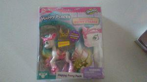 Shopkins Happy places Happy Pony Pack - Cutiecorn for Sale in Sacramento, CA