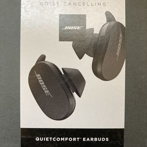 Bose QuietComfort Earbuds for Sale in American Canyon, CA