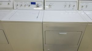 KENMORE WASHER AND ELECTRIC DRYER for Sale in Modesto, CA