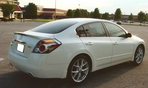 New tires 2007 Nissan Altima Oil changed for Sale in Boston, MA