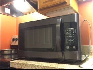 Microwave Hamilton Beach Works Fine for Sale in Lakewood, CO