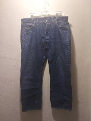 Vintage. 501. Levis single stitch. Red line. Size. 40x30. Men's. 1960's. for Sale in Aurora, CO