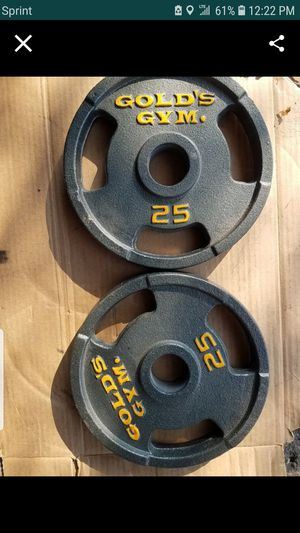 OLYMPIC SET OF 25s for Sale in Chicago, IL