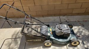Lawn Mower Craftsman 20 for Sale in Fontana, CA