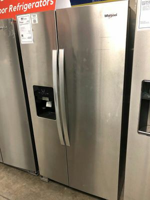 Whirlpool NEW Discounted Refrigerator Fridge 1yr Manufacturers Warranty for Sale in Gilbert, AZ