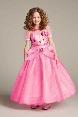 Dress-Up / Halloween Costume : Hello Kitty Princess for Sale in Sylmar, CA